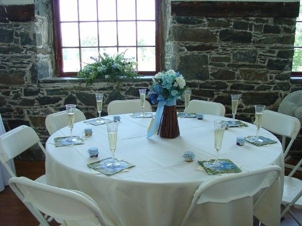 Tmx 1425056647318 Set Table In Stone Mill Enfield, New Hampshire wedding venue