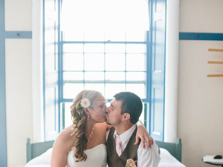 Tmx 1435596154641 Kissing On Bed Enfield, New Hampshire wedding venue