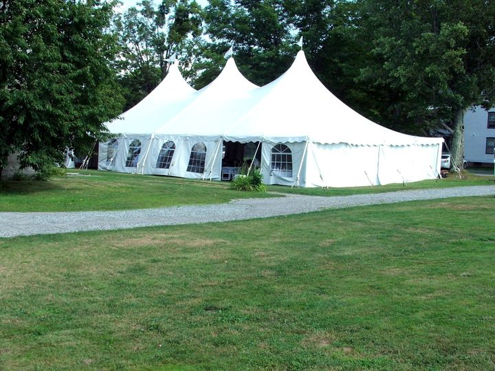 Tmx 1455294669967 Tent On Gsd South Lawn Enfield, New Hampshire wedding venue