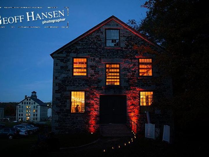 Tmx 1502136359961 Stone Mill Disco Corcoran Burns Enfield, New Hampshire wedding venue