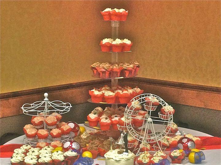 Tmx 1487916076378 964224527978277265891538159239o Bozeman wedding cake