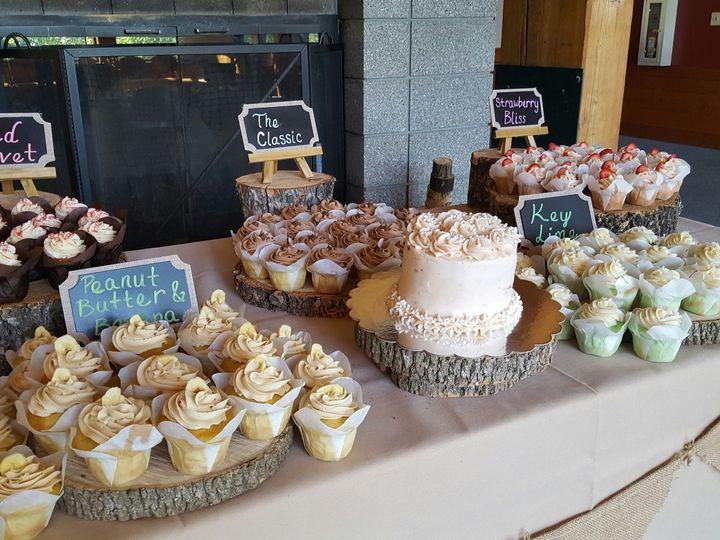 Tmx 1487916155346 20170216162855 Bozeman wedding cake