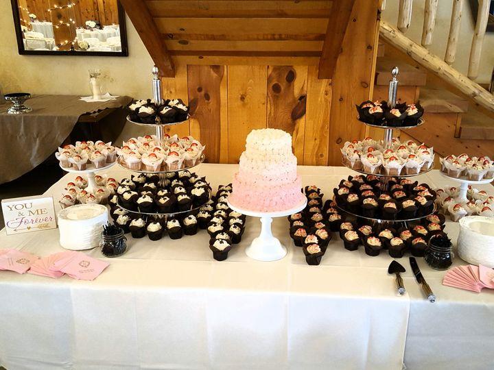 Tmx 1487916204154 20170216163141 Bozeman wedding cake