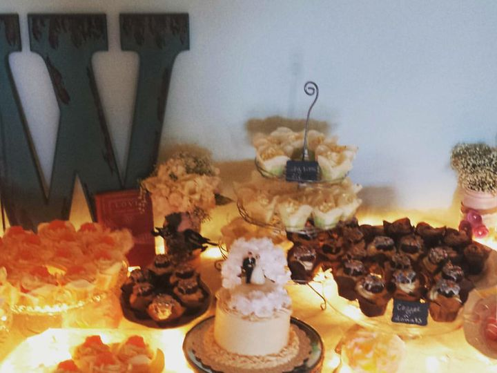 Tmx 1487916288257 20170216165322 Bozeman wedding cake