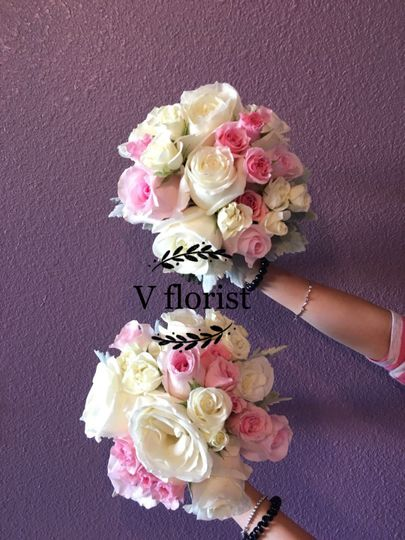 Pink Elegance Mixed Bouquet