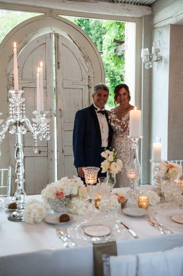 Wedding in Tuscany farmhouse