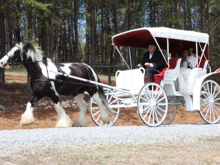 Tmx Bella At The Meadows 51 1535227 1566167168 Walnut Cove, NC wedding transportation