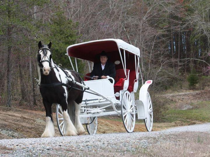 Tmx Bella The Meadows 51 1535227 1566167168 Walnut Cove, NC wedding transportation