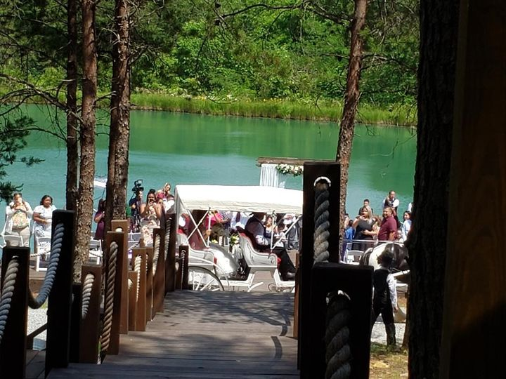 Tmx Bride Ceremony 51 1535227 1566166912 Walnut Cove, NC wedding transportation