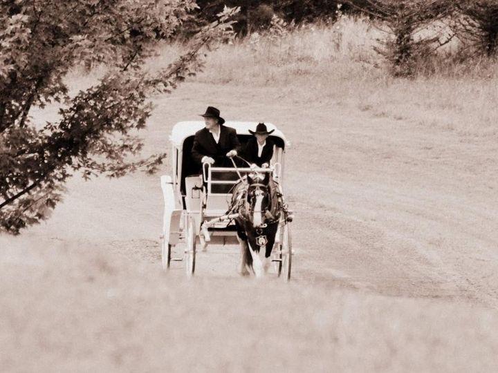 Tmx Horse And Carriage 1 51 1535227 1566951567 Walnut Cove, NC wedding transportation