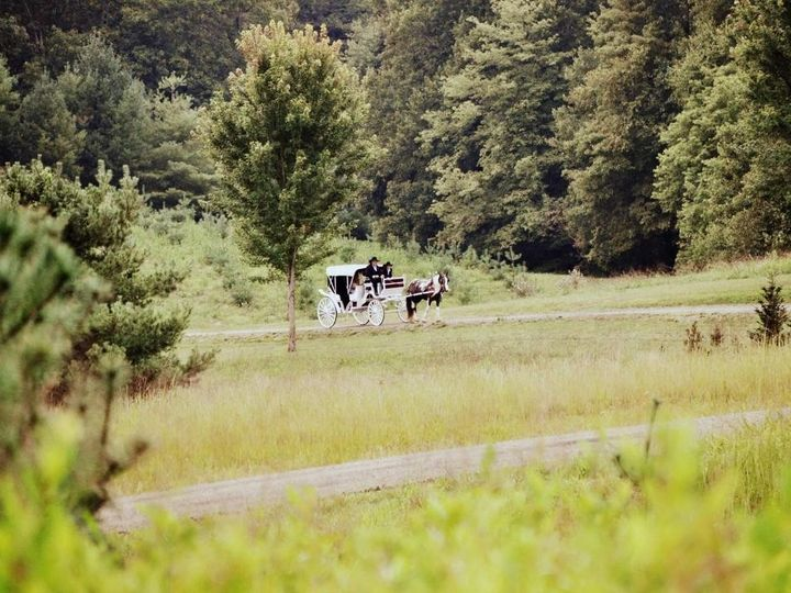 Tmx Horse And Carriage From Ceremony 51 1535227 1566951568 Walnut Cove, NC wedding transportation