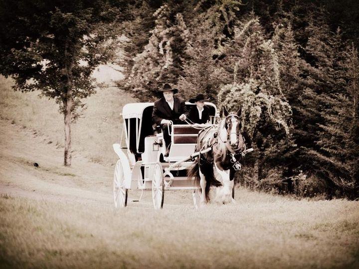 Tmx Horse And Carriage 51 1535227 1566951591 Walnut Cove, NC wedding transportation