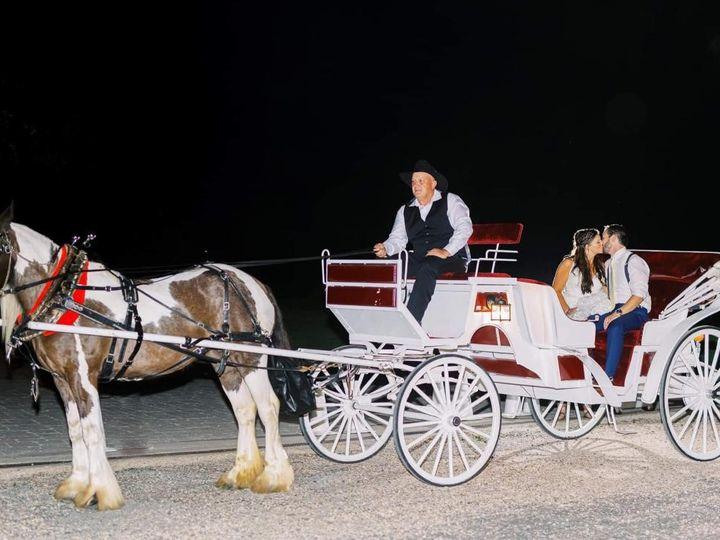 Tmx Taking Bride And Groom Away From Ceremony 51 1535227 1566167086 Walnut Cove, NC wedding transportation