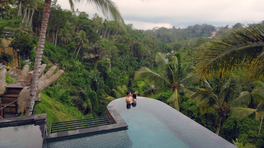 Exotic destinations in abundance