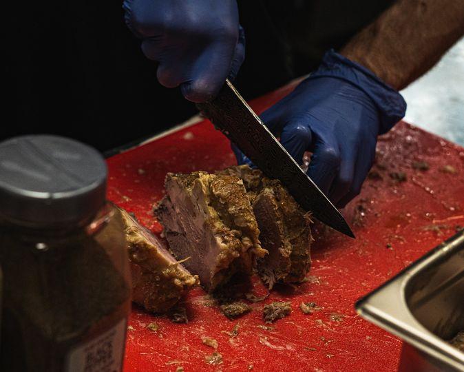 Braised Beef Soy Au Jus