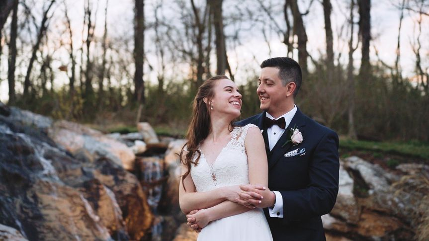 Excited to be married