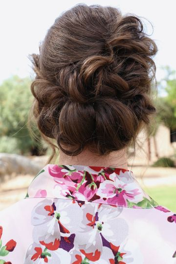 Hair: Donna