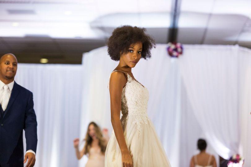 Phoenix bridal show makeup