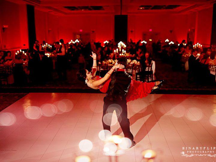 Tmx 1512454758148 Vividlite Wireless Led Lighting Red Dance San Juan Capistrano wedding eventproduction