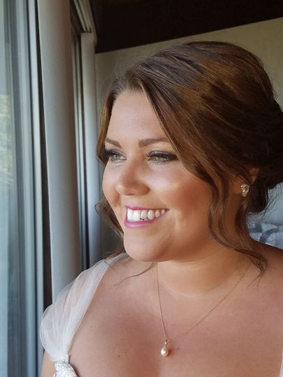 Makeup by Kim hair by Ashley