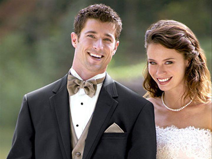 Tmx 1403579726293 Calvin Klein Aston Tuxedo Council Bluffs wedding dress