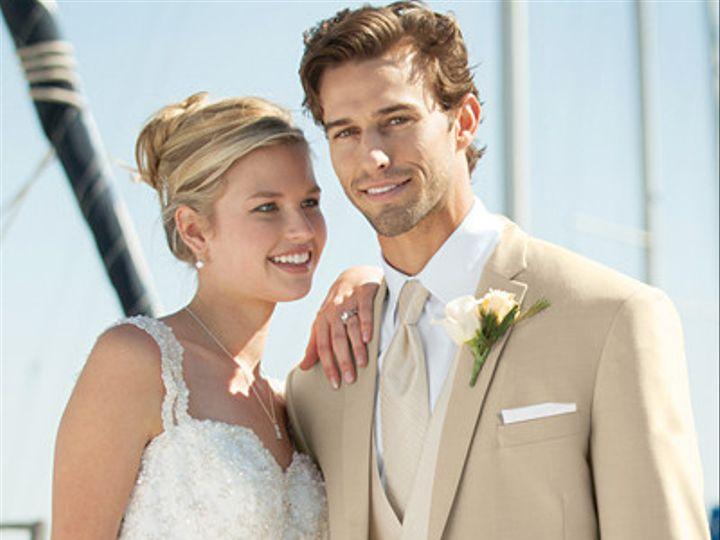 Tmx 1403579735117 Lord West Havana Tan Wedding Suit Council Bluffs wedding dress