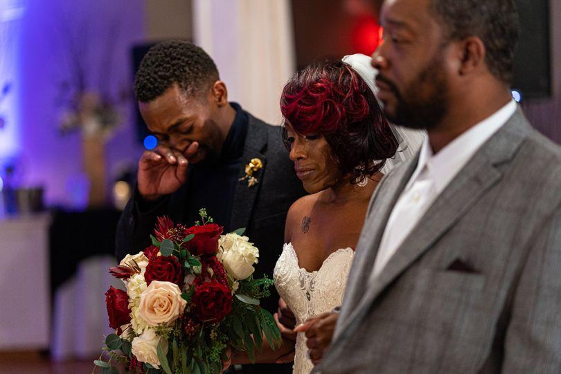 Jameelah & Leland ceremony
