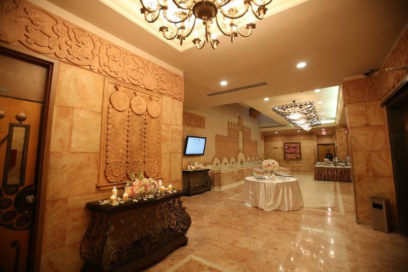 Home Le Foyer : L a banquets le foyer ballroom venue north