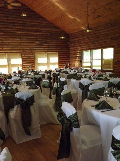 Spring Wedding at Little Seneca Lodge