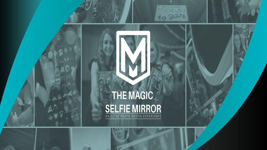 The Magic Selfie Mirror Photo Booth