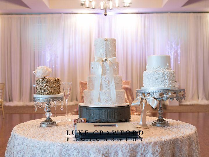 Tmx 1482936114119 Three Cakes Suwanee, GA wedding cake