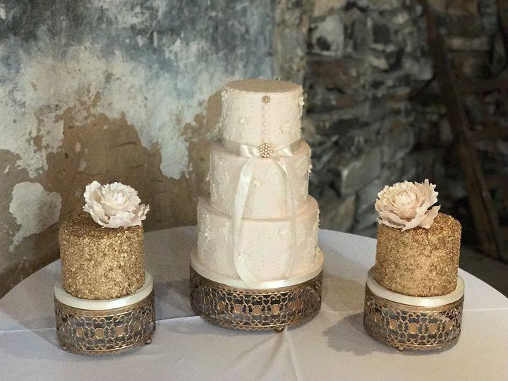 Tmx 1483021476817 Cake Tri0 Suwanee, GA wedding cake