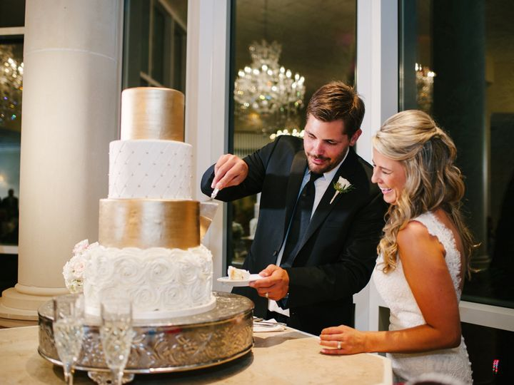 Tmx 1487977842866 Ansleighweswedding 1511 Suwanee, GA wedding cake