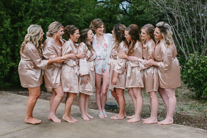 Bridal Party-Pre Ceremony