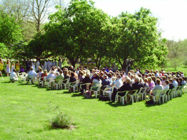Ceremony at Whiterock