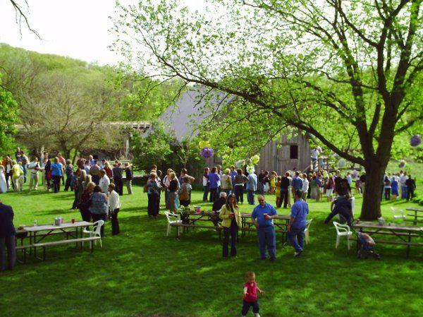 Reception at Whiterock