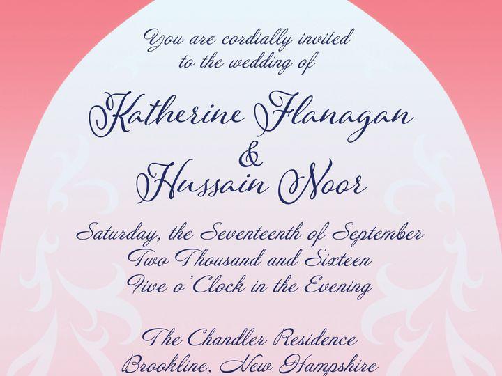 Tmx 1512655303614 Noorinvite Boston wedding videography