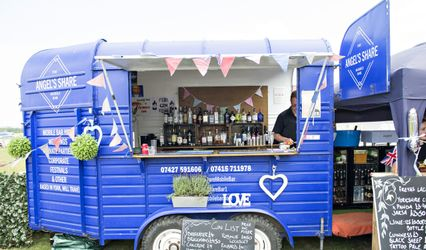 The Angels Share Mobile Bar