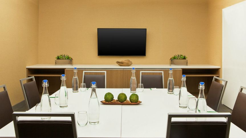 Element Meeting Room Capacity of 12 people conference style