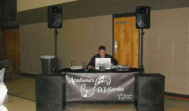 Acadiana's DJ Service