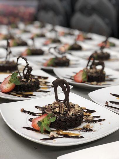 Turtle Brownies... enough said!
