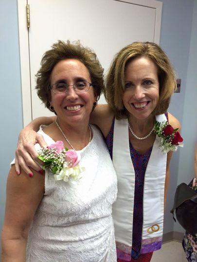 A lovely bride