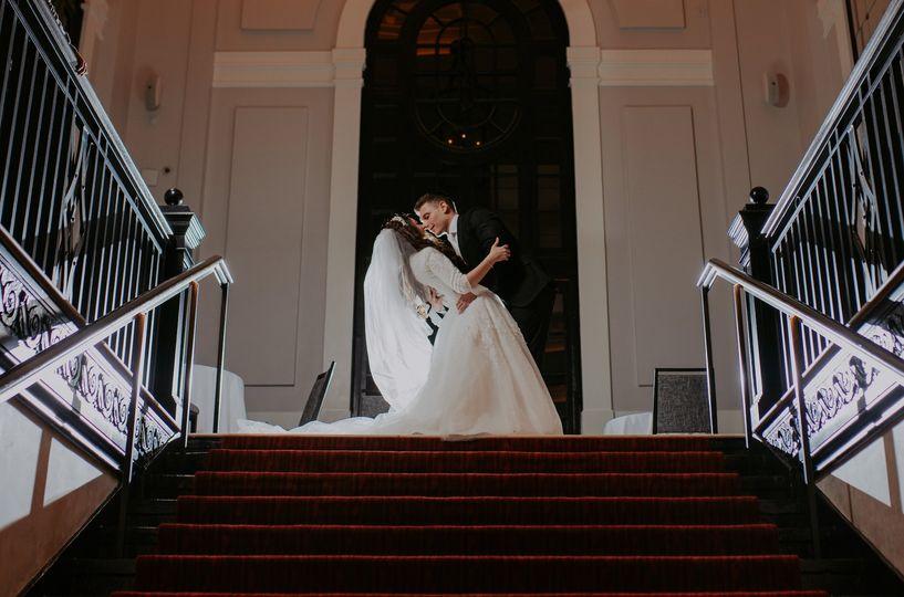 Sagamore Pendry Wedding