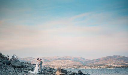 The wedding of Jake and Morgan