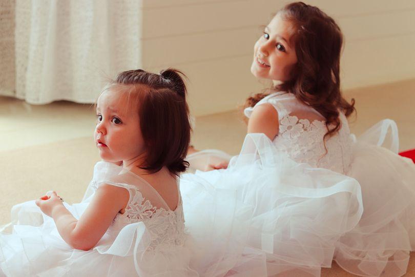 Baha Mar - Flower Girls