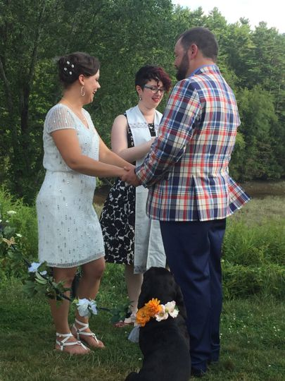 Custom Weddings by Rev. Joanna