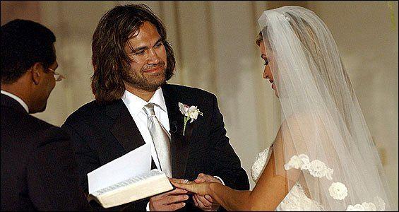 MLB All Star Johnny Damon's Wedding. Talent featured Scott Messina, Ac/DC, Alter Bridge, American...