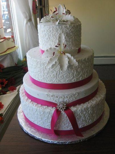 Pink ribbon design