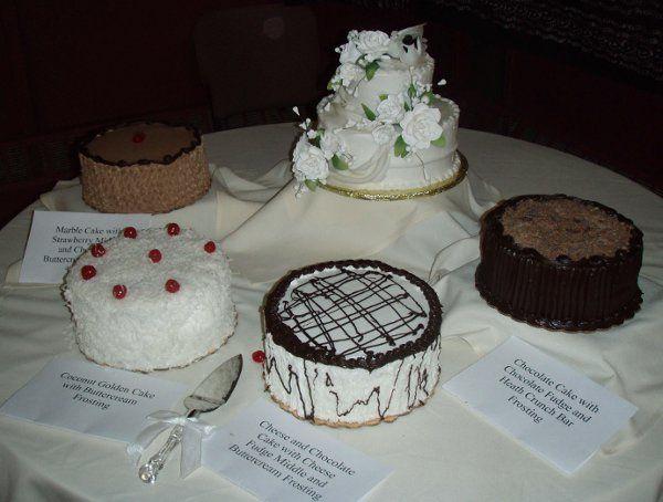 Tmx 1238377505890 AssortedCakeWedding Pawtucket, RI wedding cake