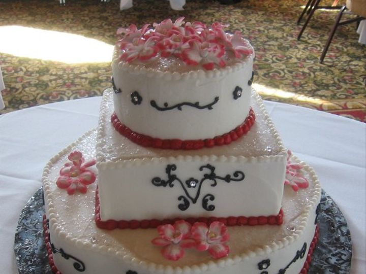 Tmx 1326210389710 Wed0026 Pawtucket, RI wedding cake